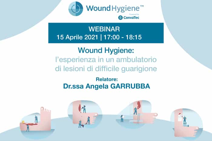 Wound Hygiene: l'ambulatorio di lesioni di difficile guarigione