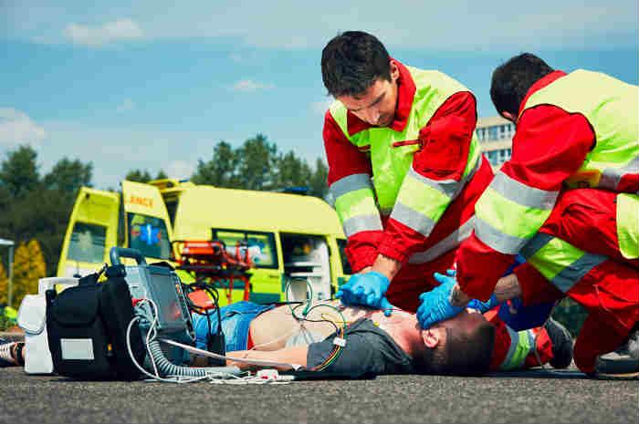 Outcome a lungo termine dello studio Paramedic-2