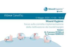 Wound Hygiene: corretta implementazione riattivazione bordi/margini