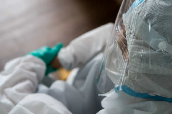 Gli infermieri accusano il colpo dopo 12 mesi di pandemia