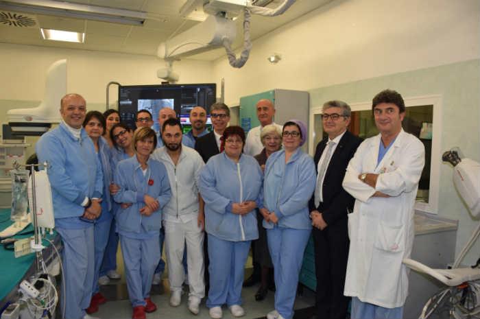 équipe emodiinamica forlì