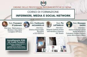 Opi Siena: Infermieri, media e social network