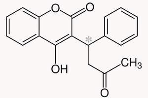 Coumadin® - warfarin sodico