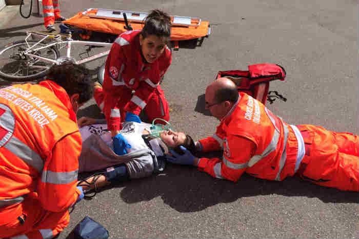 simulazione gestione trauma grave