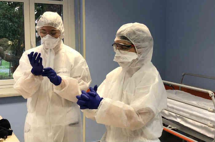 Percorso ictus in era pandemica da Covid-19