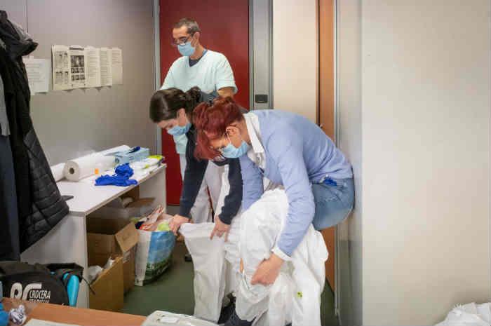 Sanità in affanno: pronte assunzioni 580 infermieri e 40 OSS