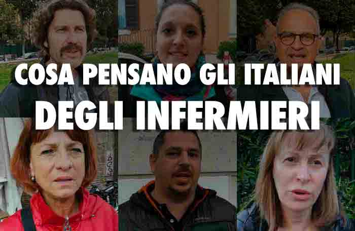 Cosa sanno gli italiani degli infermieri nel 2019