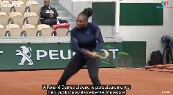 A cosa somiglia il lavoro di un'infermiera durante il Roland Garros?
