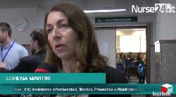 Lorena Martini | Direttore infermieristico Frosinone