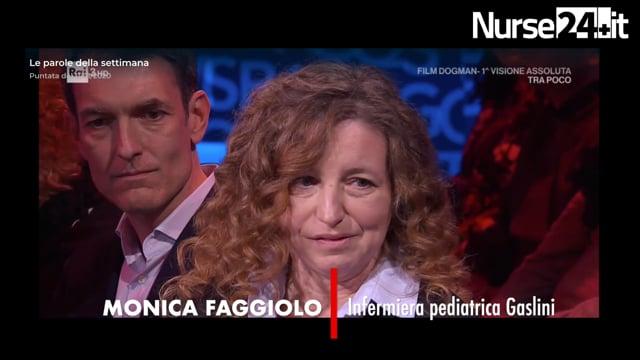 Monica Faggiolo, l'infermiera pediatrica che si è presa cura di Tafida