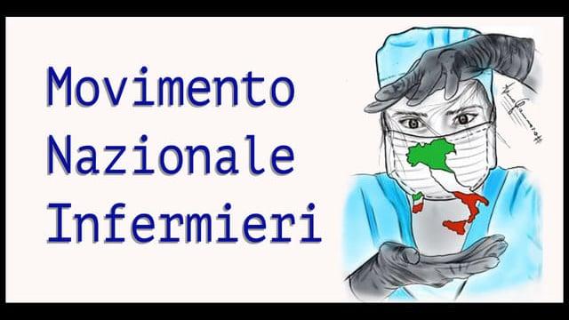 Live - Flash Mob Movimento Nazionale infermieri 15 giugno 2020