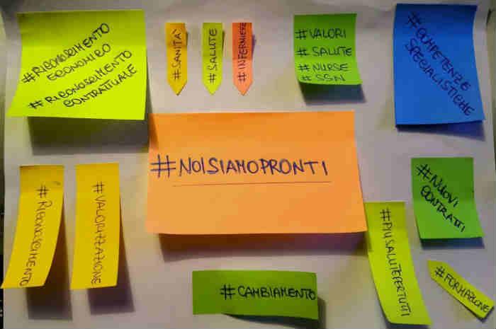 Rinnovo contratto: La raccolta firme di #noisiamopronti