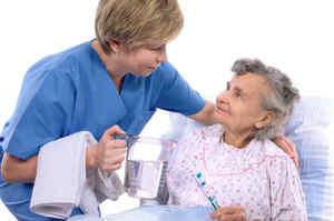 Igiene cavo orale del paziente parzialmente autosufficiente