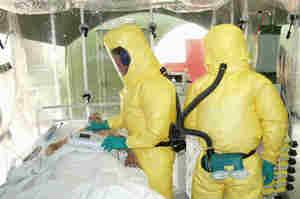 Malattia da virus Ebola, cos'è e come si trasmette