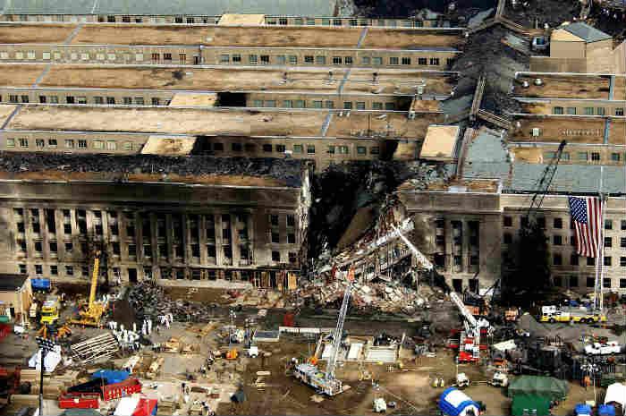 pentagono terrorismo