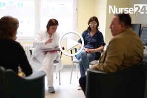 Rimini, l'ambulatorio che segue i pazienti dopo la dimissione