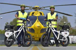Droni e bici, la task force per la visita del Papa a Bologna