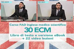 Inglese medico scientifico, il corso Fad di Hecm.it