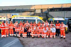 Noi volontari in ambulanza, sempre al servizio degli altri