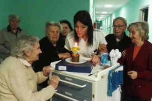 Daniela, dal terremoto a Miss Italia col sostegno dei pazienti