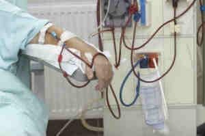 Paziente emodializzato con lesioni vascolari agli arti