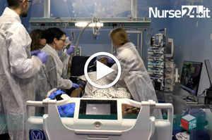 Robot umani e box salva organi, le cure del futuro a Exposanità