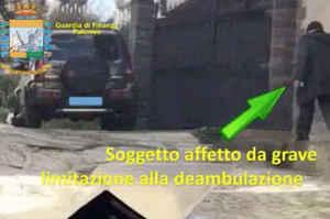 Scoperta truffa all'Inps con falsi invalidi, 2 arresti a Palermo
