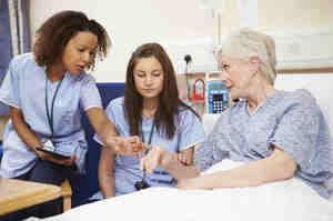 Esame fisico del paziente, l'ispezione