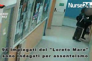 Loreto Mare, a processo 87 furbetti del cartellino