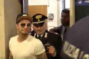 Marco Carta, l'amica arrestata non sarebbe infermiera