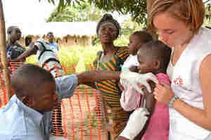 Con MSF, Martina: Non siamo eroi, impariamo a svegliarci umili