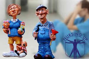 Nursing Up aiuta gli infermieri: idraulico, babysitter e legale