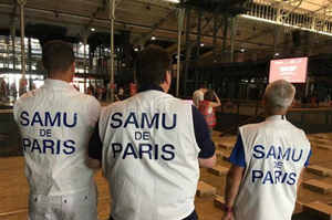 Io infermiere italiano all'emergenza urgenza in Francia