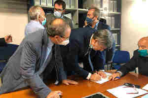 Emergenza Covid-19, 36 mln di indennità ai sanitari