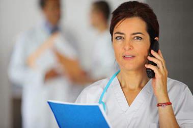infermiera coordinatrice