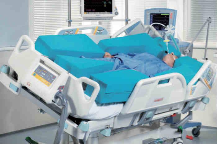 Letti ospedalieri di nuova generazione