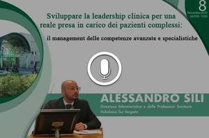 L'importanza della leadership clinica nei contesti di cura