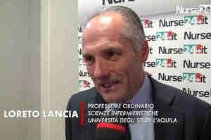 Loreto Lancia professore ordinario MED45, quinto in Italia