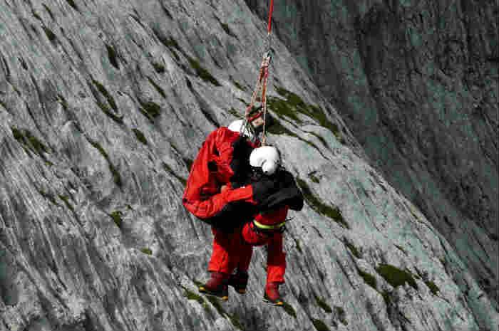 Infermiere nel soccorso alpino, responsabilità e competenze