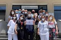 Studenti infermieri protagonisti nella donazione di Sangue