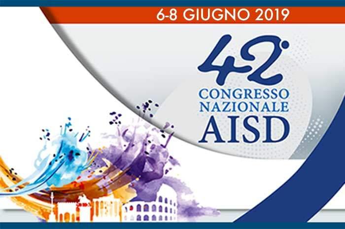 Congresso Nazionale AISD, la 42esima edizione a Roma
