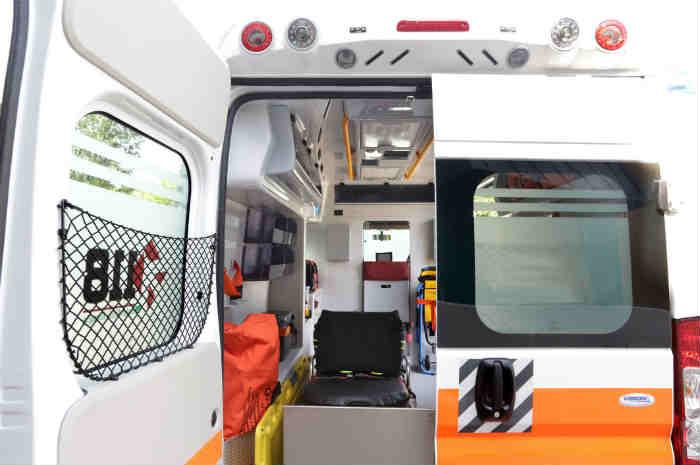 Sicilia, telecamere su tutte le nuove ambulanze della Seus