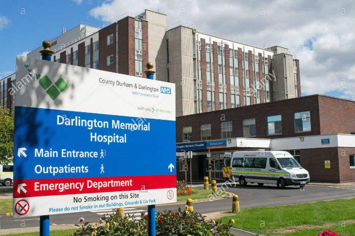 County Durham & Darlington NHS Trust