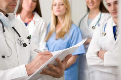 Dottori e infermieri