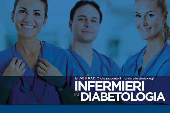 MyRadio Nurse, la web radio per infermieri in diabetologia