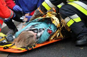 Quindici feriti, sirene ed elisoccorso. Ma è una simulazione