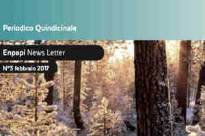 Enpapi, news letter n°3 febbraio 2017