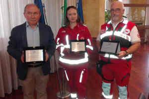 Napoli, riconoscimento ufficiale a tre eroi del 118
