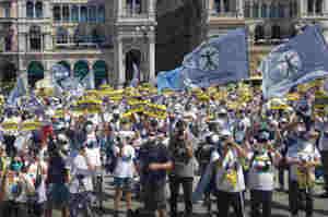 Nursing Up: manifestazione nazionale a Roma il 15 ottobre