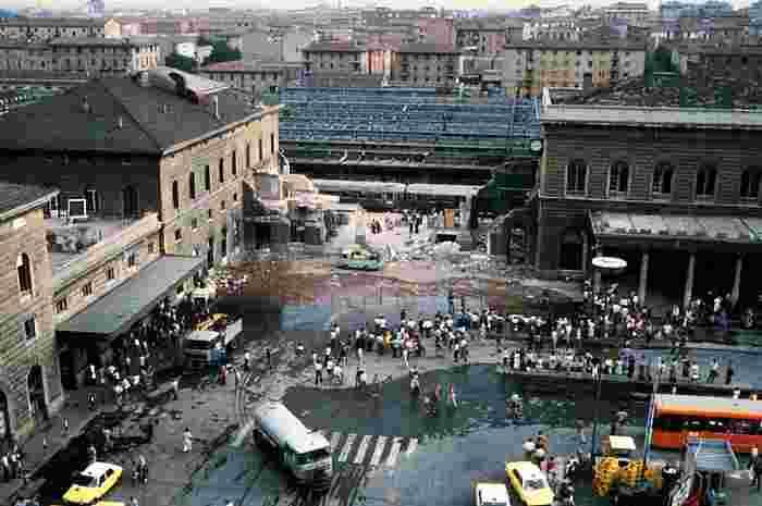 Strage di Bologna, quarant'anni dopo